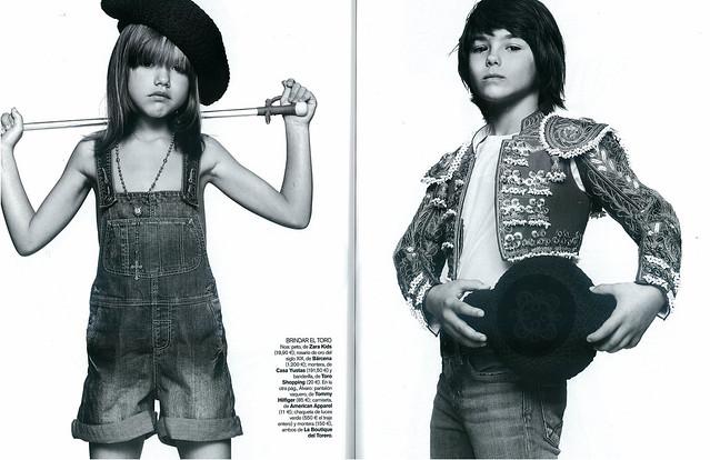 Olé Vogue Niños 2011