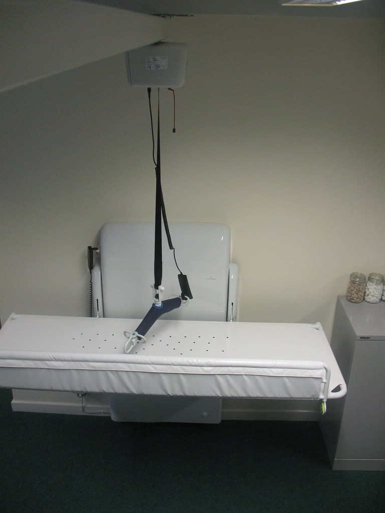 OT200 above changing table