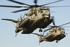 THUNDERING THOROUGHBREDS (Joe_Copalman) Tags: helicopter h53 ch53e sigma150500 wti212