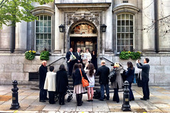 streetphotography at Chelsea Old Town Hall (mattmurray74) Tags: streetphotography exif:width=2048 hidden:city=london exif:height=1359 hidden:country=unitedkingdom hidden:venue=4ac518e8f964a520aeab20e3