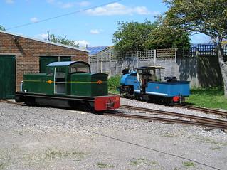 Mewsbrook Depot