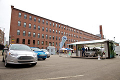"Ford ""Go Further"" Tour stop in Boston 