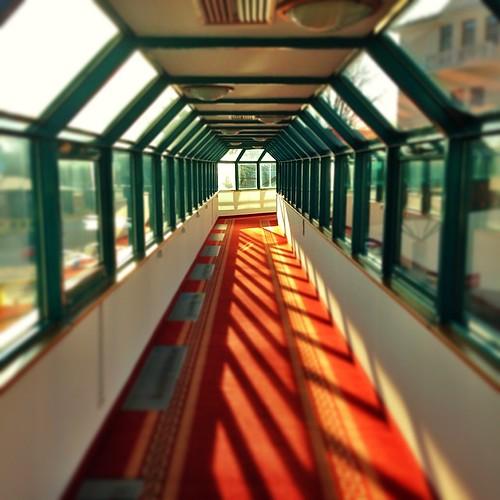 Aphrodite tunnel #Rajecketeplice #spa