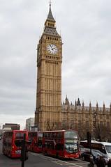 Big Ben in Daylight (alyssa.becker) Tags: uk england london unitedkingdom bigben palaceofwestminster