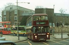 Bright Colours, Fading Light (13618) Tags: bus bristol 645 vrt oxford vr doubledecker ecw devongeneral westriding southmidland gua378n