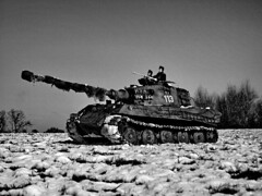"""King Tiger II • <a style=""""font-size:0.8em;"""" href=""""http://www.flickr.com/photos/81723459@N04/14219488025/"""" target=""""_blank"""">View on Flickr</a>"""
