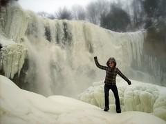 S5002049 (ndeeelite) Tags: winter ontario ice jack hiking hamilton niagara waterfalls keri webster 2009 tew decew