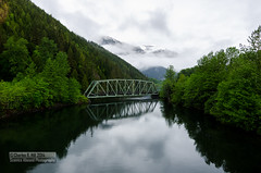 C.R.Hill 20140521_C1H9007 (Scenics Abound Photography (Randy Hill)) Tags: mist mountains fog rainforest bc bridges tunnel trains valley fjord skeenariver pacificnorth wwwfacebookcomscenicsaboundphotography