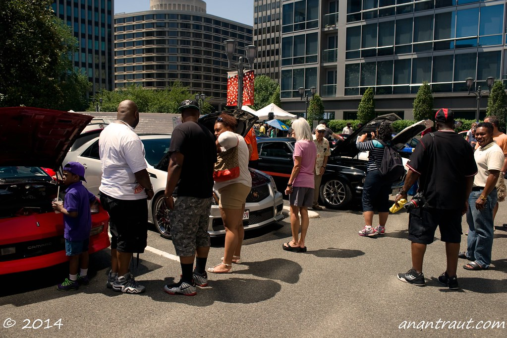 Crystal City Fathers Day Car Show