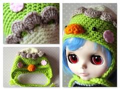 Kawaii Kappa Hat