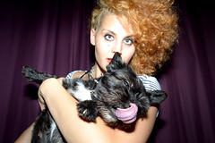 Rebeca (marcosbel1) Tags: nikon flash perros rebeca