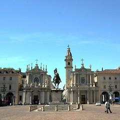 Turin (moscouvite) Tags: voyage monument turin eglise italie sonydslra450 heleneantonuk