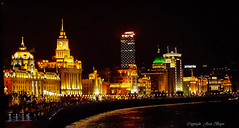 Promenade sur le Bund (josboyer) Tags: china shanghai bund chine
