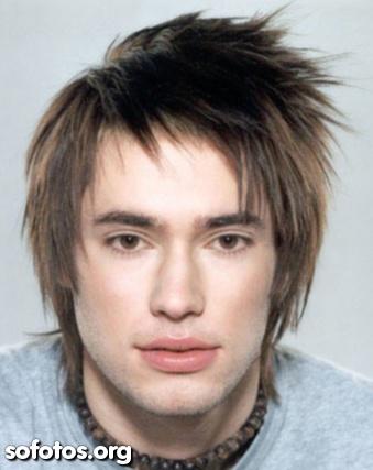 cortes de cabelo masculino emos