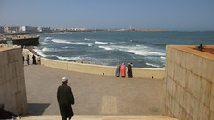 Atlantic Ocean Coast (Casablanca, Morocco) (courthouselover) Tags: morocco grandcasablanca landscapes casablanca grandcasablancaregion régiondugrandcasablanca maroc almaghrib المغرب الدارالبيضاء africa northafrica atlanticocean