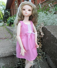 June 2014 (Lavendou) Tags: doll dress clothes bjd msd tf bluefairy