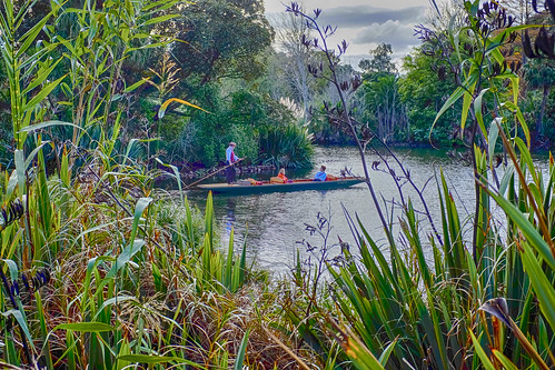 Punt, Royal Botanic Gardens Melbourne by r reeve, on Flickr