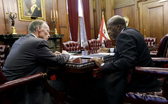 06-20-2014 Meeting with Clyde Marsh, Veterans Affairs Commissioner