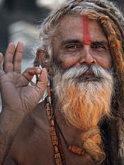 (kekyrex) Tags: nepal portraits religion kathmandu hinduism sadhu pashupatinah