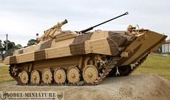 BMP-2 (Operation Daguet / Gulf War) (Model-Miniature / Military-Photo-Report) Tags: camp iraq renault le 1991 sherman irak mailly mourmelon t72 ss11 bmp1 daguet amx30 amx10 centac