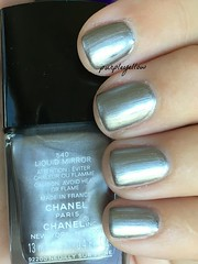 Chanel Liquid Mirror (purple yellow) Tags: chanel nail polish 540 liquid mirror