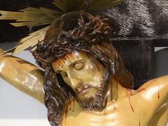 Jesus 4 (Immanuel COR NOU) Tags: jesus cristo christus crist cruz creu croix jhs jesu cornou immanuel jesucristo pasin viacrucis vialucis salvador rey knig savior lord