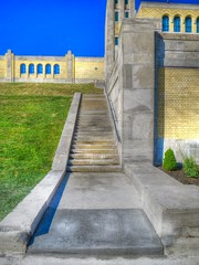 Filtration Plant 2 (euanwhite) Tags: water treatment plant filtration lake ontario toronto building history architecture stairs
