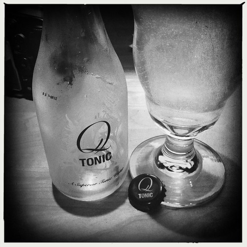 Q Tonic and Gin