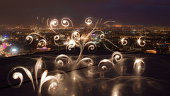 On a roof of the highest building in Europe (FREEZELIGHT.RU) Tags: longexposure roof photo skyscrapper freezelight