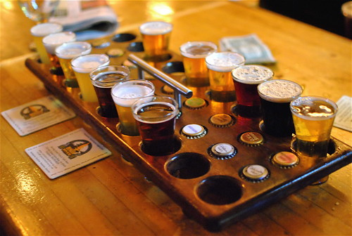 Russian River sampler