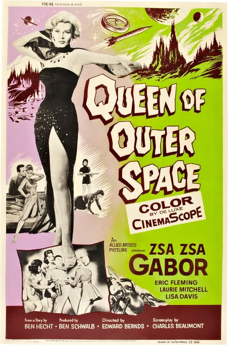 Copy of QueenOfOuterSpace1958_40x60
