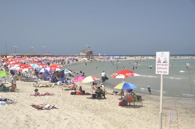 beach tel-aviv