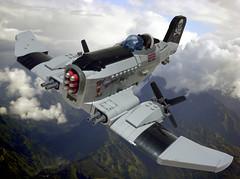 P-23 Skywolf (JonHall18) Tags: plane fighter lego aircraft fantasy pirate vehicle gunship moc skyfi dieselpunk dieselpulp