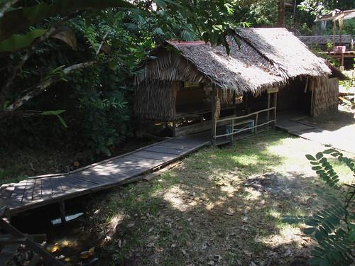 Penan hut
