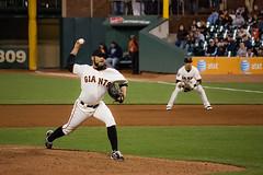 (You can't prove it) Tags: california baseball mlb mccoveycove sanfranciscogiants minnesotatwins attpark emmanuelburriss sergioromo