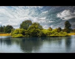 St Albans Park IX (Chariots_of_Artists) Tags: park uk trees england lake green nature water grass st bacon leisure albans hertfordshire stalbanspark gorhambury mygearandme mygearandmepremium dblringexcellence tplringexcellence chariotsofartists