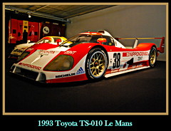 1993 Toyota TS-010 Le Mans (PictureJohn64) Tags: auto heritage classic car museum automobile driving traffic famous den transport hague collection 1993 mans le commercial transportation toyota historical haag collectie fahrzeug oto historisch verkeer vervoer klassiek  samochd beroemd gravenhage otomobil louwman automobiel worldcars  ts010 automoviel klassiesch