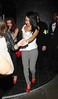 Leigh-Anne Pinnock of Little Mix, at the Rose Club for Tulisa Contostavlos No.1 party for her hit song 'Young' London, England