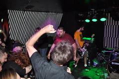 Iron Chic at Babylon (Andrew Carver) Tags: music rock club punk live garage band pop babylon ironchic ottawaexplosion