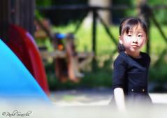 Little girl (PaoloPHotograPHer84) Tags: parco roma nikon villa tamron cina giochi cinese bambina divertimento 70300 gordiani d3100