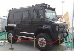 Unimog U5000 Auto China 2014-04-23