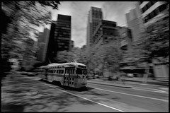(craparu) Tags: sanfrancisco film nikon f100 nikonf100 muni pan streetcar rodinal marketst carlzeiss standdevelopment rolleiretro80s epsonv600 agfaretro80s zf21528