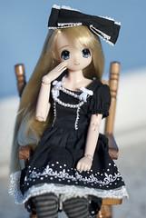 Vanilla (Kyane) Tags: doll little secret wonderland mueca chisa azone obitsu