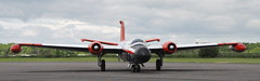 English Electric Canberra B6(mod) - WT333 - Cold War Jet Open Day Bruntingthorpe 25 May 14 (Rob Lovesey) Tags: cold english electric 1 war day open jet may 25 canberra bruntingthorpe wt333 b6mod