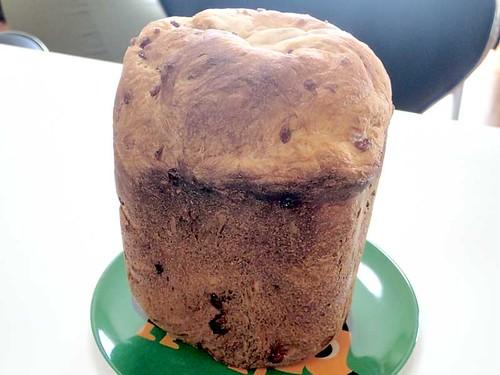 5月28日に焼いたパン