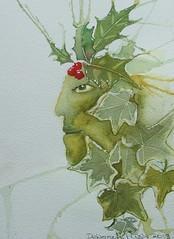 "Christmas Green Man 2 <a style=""margin-left:10px; font-size:0.8em;"" href=""https://www.flickr.com/photos/66157425@N08/14114526235/"" target=""_blank"">@flickr</a>"