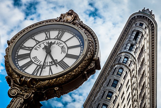 Flatiron and Clock
