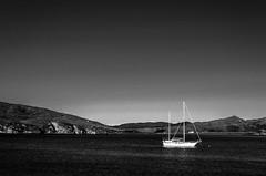 Ardmair (RossElder) Tags: winter sky white black dark scotland boat highlands loch ullapool ardmair