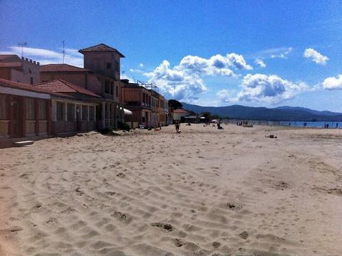Spiaggia di Senzuno (Follonica)