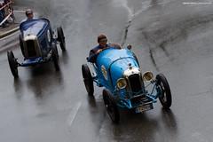 Bergamo Historic Gran Prix (Simone Perico) Tags: auto old italy cars car canon eos automotive historic prix 7d gran mura bugatti bergamo pioggia lombardia 70200 ef f4 competizione bagnato cittalta